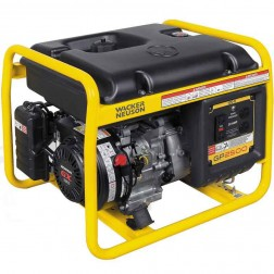Wacker 2500W Portable Generator GP2500A