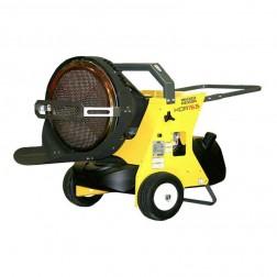 Wacker HDR 155 Direct Fired Air Heater