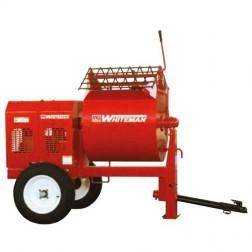 Whiteman Steel-Drum Plaster/Mortar Mixers