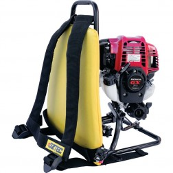 OZTEC BP-45A 4-Stroke Gas Backpack Concrete Vibrator