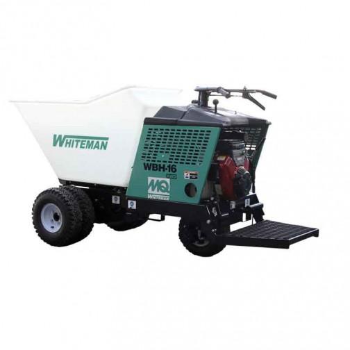 Concrete Buggy | Motorized Dump Cart | Electric Concrete Buggy