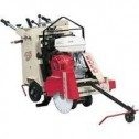 EDCO SS-20 20HP Honda Gas Self Propelled Walk Behind Concrete Saw
