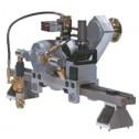 CC1600-3.8M Manual Wall Saw W/ 3.8CI Motor & Tool Kit Diamond Products