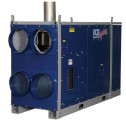 Frost Fighter IHS 1500 Ice Fighter Indirect Fired High Static Oil Heater