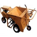 ASE 5.5HP Large Swivel Wheel Mechanical Power Buggy