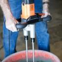 Paddle Drill Mixer 1.9HP Hand Held BNR6402K