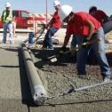 Bunyan Striker Pervious Concrete Cross Roller 3Z970
