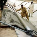 Bunyan Striker 20ft HW Roller Screed Tube T6H20