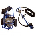 Bunyan Striker Gas BHG40 40ft Roller Screed System
