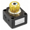 Bunyan Striker Hydraulic Flow Control Valve 1X642