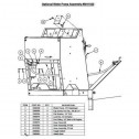 Water Pump for CC3500 Saws 6011032 Diamond Products