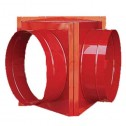 "Cantherm 12"" Two Way Duct Adapter"