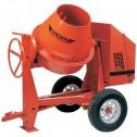 Crown 3 cu/ft C3 Steel Drum Series Concrete Mixer