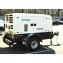 Rotair D425T4F 425 cfm Portable 132 HP T4F Diesel Powered Air Compressor