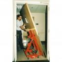 DoorJak 100 Heavy Duty Portable Door Install Cart