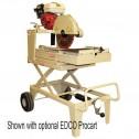 "EDCO HSS-14E 14"" Electric 1.5HP-1P Brick Paver Saw 26200"