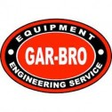 "Gar-Bro Manufacturing GAG4 4"" Diameter Grout Gate - R Series"