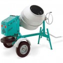 Imer Workman II 12 Cu/Ft Series Steel Drum Series Concrete Mixer