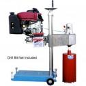 """Kor-it Inc K-616-G17E 16"""" 17.5HP Gasoline Core Drill"""
