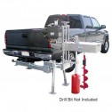 Kor-it Inc K-1716-AG17 Hitch Mounted 17.5HP Gasoline Core Drill W/ Electric Start and Auger