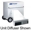 LB White 09396 Unit Diffuser for OLDER 2007 Series Premier 170