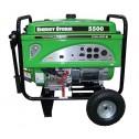 Lifan Energy Storm 5500 watt Generator ES5500 With Wheel Kit