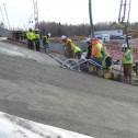 Lura Gas 40ft Concrete Roller Screed LELLS100