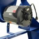 3 cu/ft Concrete Mixer 300UT 1/3HP by Cleform Gilson