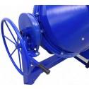 6 cu/ft Gas Poly Concrete Mixer 600CM-PL 8HP by Cleform Gilson