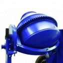 6 cu/ft Electric Concrete Mixer 600CM 1.5HP by Cleform Gilson