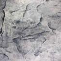 "RR300TX Rock N Roller 9"" Heavy Slate Texture Stamp"