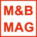 M&B Mag HR-3212 Tapered Hopper