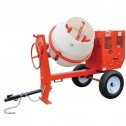 Multiquip Polyethylene-Drum Concrete Mixer