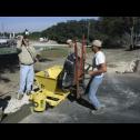 Miller MC750 Commercial Concrete Curbing Machine