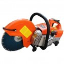 """14"""" Concrete Cut Off Saw with 14"""" Concrete Blade Handheld Chop Saw-0326"""