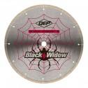 "QEP 10"" Black Widow Porcelain Diamond Blade"