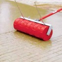 """RR130-36 Rock N Roller 36"""" Ashlar Slate Concrete Stamp"""