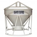 1-1/2 Yard Steel Concrete Bucket 440-R by Gar-Bro