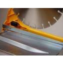 "SawMaster SDT-1410 16"" Portable 3HP Masonry Saw"
