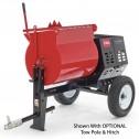 6 cu/ft Gas Stone Mortar Mixer 8HP MMX-658H-S UltraMix by Toro