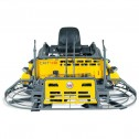 "Wacker 96"" Unleaded Gas/LP Non-Overlapping Ride-On Trowel CRT48-33K Dual Fuel"
