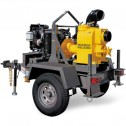 Wacker PT6LT Centrifugal Trash Pump