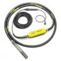 Wacker IRFU 57 High Cycle Frequency Vibrator 26 ft