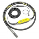 Wacker IRFU60HR High Cycle Frequency Vibrator 15 ft