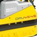 "17.5"" X 35"" Reversible Compactor DPU4545 Diesel Wacker"