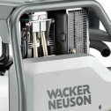 "21.5"" X 35"" Reversible Compactor DPU6555He Diesel Wacker"