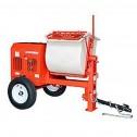 Whiteman Polyethylene-Drum Plaster/Mortar Mixers