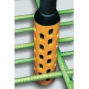 OZTEC 2.5in Rubber Vibrator Head HR250-OZ